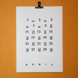 kalender zw/w